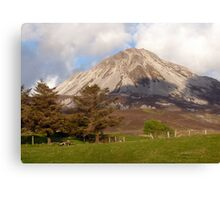 Mount Errigal Canvas Print