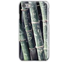 'Been Here' Bamboo iPhone Case/Skin