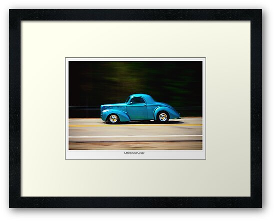 The Little Duece Coupe from Guadalupe was Sweeter than Green Turtle Soup by Nazareth