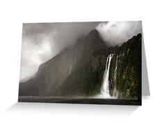 In the Mist of It Greeting Card