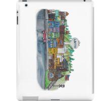 Lawton Michigan Watercolor iPad Case/Skin