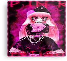 Pink Fetish Metal Print