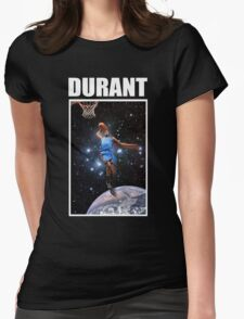 Space Jam (Durant) Womens Fitted T-Shirt