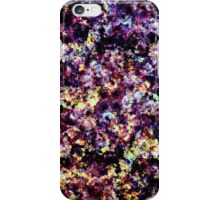 Colorful Marble Flakes Pattern iPhone Case/Skin