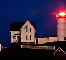 Beacon in the Dark. by LWoodPhoto