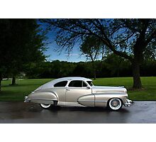 1947 Cadillac Rodtique  Photographic Print