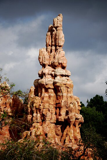 Big Thunder Clouds by Pschtyckque