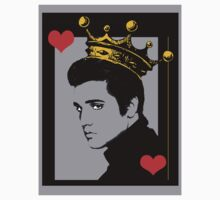 KING OF HEARTS T-SHIRT by SAMUEL VETA
