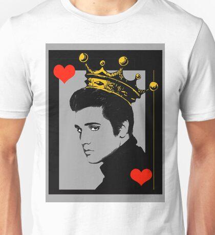 KING OF HEARTS T-SHIRT Unisex T-Shirt