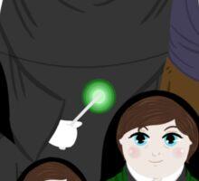 Matryoshka Voldemort Sticker