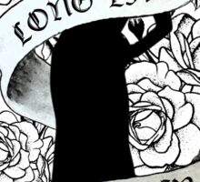 Long Live The (Evil) Queen Sticker