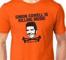Simon Cowell Is Killing Music T-Shirt