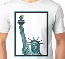 ...AND JUSTICE FOR ALL / T-SHIRT Unisex T-Shirt