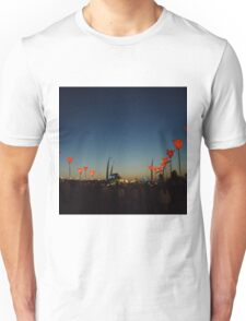 Kendall Calling Tulip Lineup Unisex T-Shirt