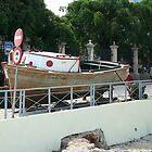 Dry dock, Havana by Maggie Hegarty