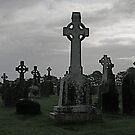Clonmacnoise, Ireland by Mary Fox