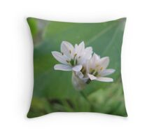 Siberian Quill Lilly  Throw Pillow