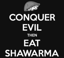 SHAWARMA by FAMOUSAFTERDETH