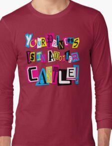 PRINCESS RANSOM NOTE T-Shirt