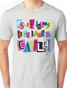 PRINCESS RANSOM NOTE Unisex T-Shirt