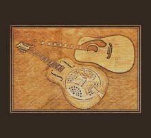 My Guitars by Tom Godfrey