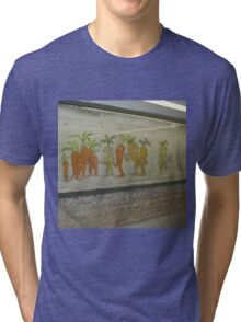 Funny Veges Tri-blend T-Shirt