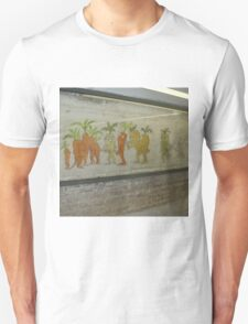 Funny Veges Unisex T-Shirt