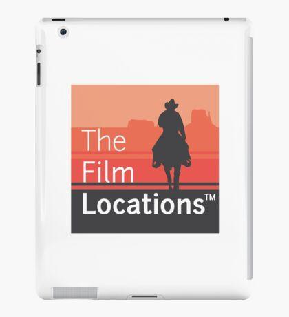 The Film Locations iPad Case/Skin