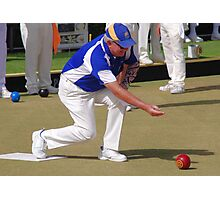 M.B.A. Bowler no. a414 Photographic Print