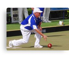M.B.A. Bowler no. a418 Canvas Print