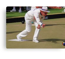 M.B.A. Bowler no. a425 Canvas Print