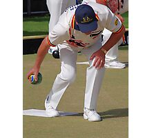 M.B.A. Bowler no. a455 Photographic Print
