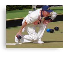 M.B.A. Bowler no. a461 Canvas Print