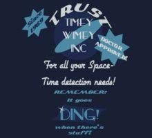 Timey-Wimey Inc by Bluesly
