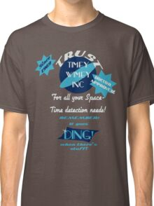 Timey-Wimey Inc Classic T-Shirt