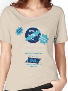 Timey-Wimey Inc Women's Relaxed Fit T-Shirt