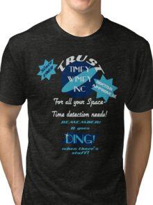 Timey-Wimey Inc Tri-blend T-Shirt