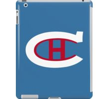 Habs 1924 Retro Logo iPad Case/Skin