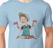 Say Love  Unisex T-Shirt