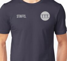 ttt. staffs Unisex T-Shirt