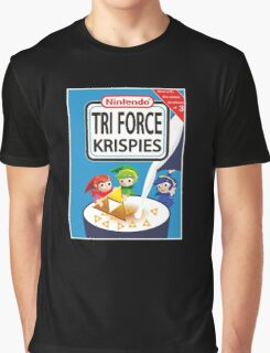 Tri Force Krispies Graphic T-Shirt