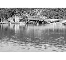 Tamar River Launceston Tasmania Photographic Print