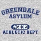 Greendale Asylum by rexraygun