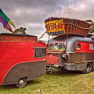 THE GYPSY FAIR by Lynden