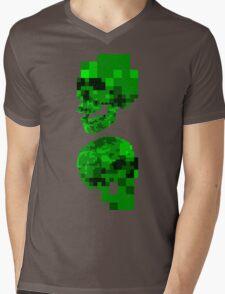 Reskull Mens V-Neck T-Shirt