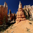 The Spires of Bryce by Robert Mullner