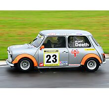 Mini Miglia No 23 Photographic Print