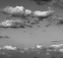 Behind the clouds the Sun still Shines by margaretafriden