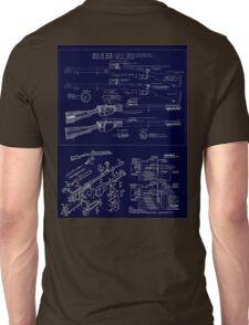 303  Lee Enfield Rifle Blueprint T shirt T-Shirt