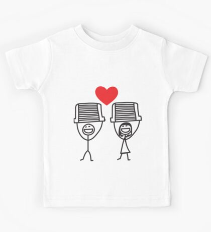 The intercooler couple Kids Tee